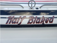 1990 Formula F206 Ls Boat Lettering from Mike B, WA