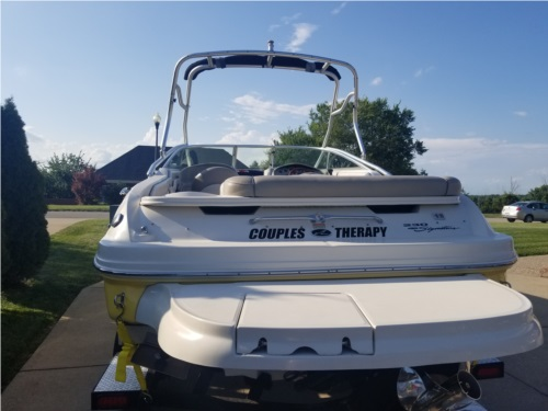 2002 Sea Ray 230 Signature   from PAUL H, KY