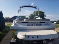 2002 Sea Ray 230 Signature  Boat Lettering from PAUL H, KY