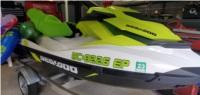 2020 sea-doo gti130  Jet ski  Lettering from Ricky T, NC