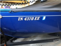 2020 Lund Adventure 1675 Sport Boat Lettering from Peter A, IN