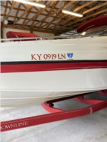 1999 Crownline 266br Boat Lettering from Larkin L, KY