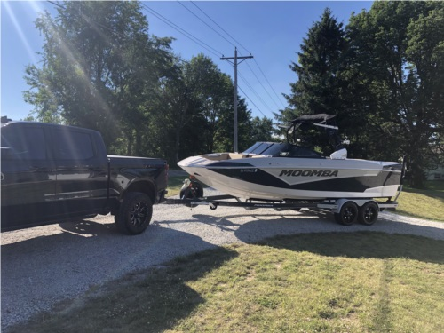 2019 Moomba Makai  from Michael M, IN