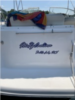 Bayliner Boat Lettering from Rick W, NC
