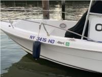 2006 Sea Fox Boat Lettering from Martin D, NY