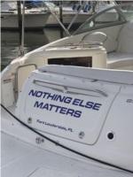 2007 Monterey 250 Sport Cruiser boat Lettering from John I, FL