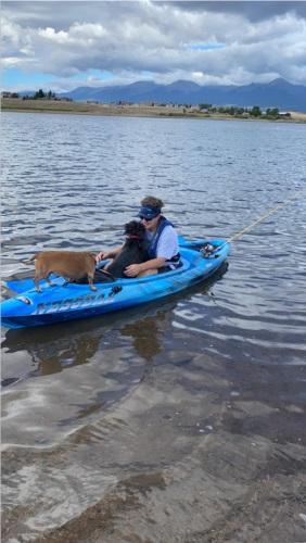 Kayack Lettering from Brenda Kay J, CO