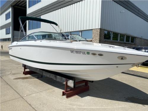 2007 Cobalt 220 Boat Lettering from Cameron K, MI