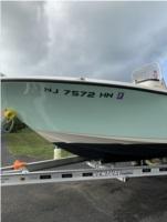 2016 Keywest 203-fs Boat  Lettering from DEAN G, NJ