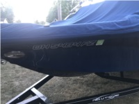 2007 sv211 super air Nautique  Boat Lettering from John D, IN
