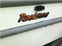 Custom built tow boat heavy aluminum 18 feet Boat  Lettering from Paul P, WA