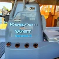 2020 SWS Kat 2250  Boat Lettering from David B, TX