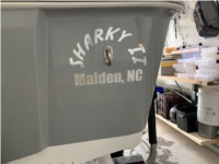 2019 Sea Pro 228 Boat Lettering from Michael B, NC