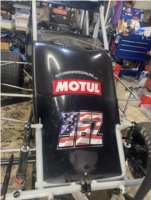 14 PMP 600 Micro Sprint Lettering from Devin O, CA