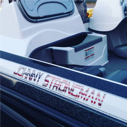 2014 Nitro Z6 Boat Lettering from Terry B, PA