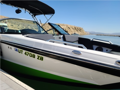 2019 Mastercraft XT22  from Randi B, UT