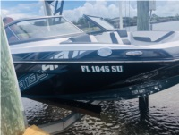 2021 Yamaha AR195 Boat Lettering from Donna S, FL