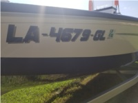 2019 Xpress H 22B  Boat Lettering from Terry  L, LA
