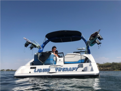 2019 Yamaha 212x Wakeboard Boat / SportBoat  from Ken D, CA
