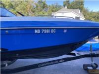 2017 Chaparral Vortex 2430, VRX Chaparral Vortex Boat Lettering from Robert H, MD