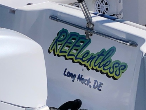 Lettering from Fred Z, PA