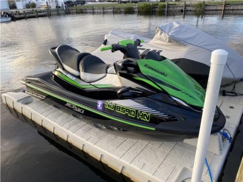 2020 Kawasaki STX 160LX Jetski Lettering from Eric B, NJ