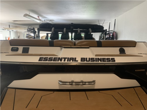 2020 Axis A20  Boat Lettering from Jeff A, CA