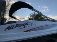 2021 Tahoe T16 Boat Lettering from Lorraine N, NJ