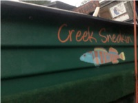 Boat Lettering from Sherry G, SC