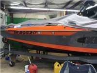 2020 Axis A22 Boat Lettering from Brock D, VA