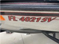 1986 Ranger 340V Bass boat Lettering from Steve T, FL