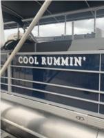 2019 Verandah Tritoon Boat Lettering from KEVIN B, FL