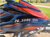 2021 Yamaha FX Limited SVHO Jet Ski Lettering from James P, FL