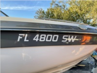 2021 Yamaha 212 SE Boat Lettering from Joseph T, FL