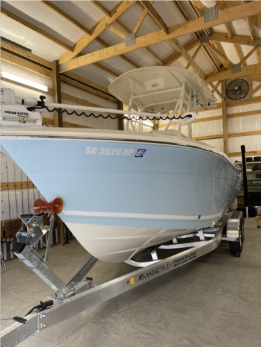 2021 Cobia 220 center console  from Pierce W, SC