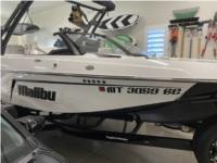 Malibu 20VTX Wake/ski Boat Lettering from Kara W, UT