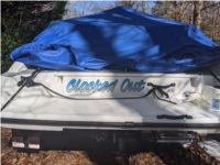 2021 Yamaha SX190 Boat Lettering from Shane T, NC