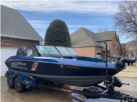 2021 Vexus DVX19 Boat Lettering from Brian B, OK
