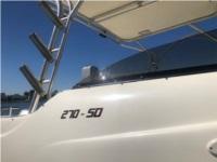 World Cat boat Lettering from W B, FL