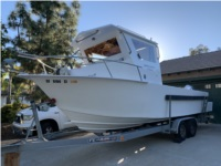 Home Made from Glen L Marine Designs plans. Coronado Design Boat Lettering from TIMOTHY K, CA