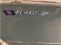 2021 Sea Hunt 25 BX FS Boat Lettering from Donald H, FL