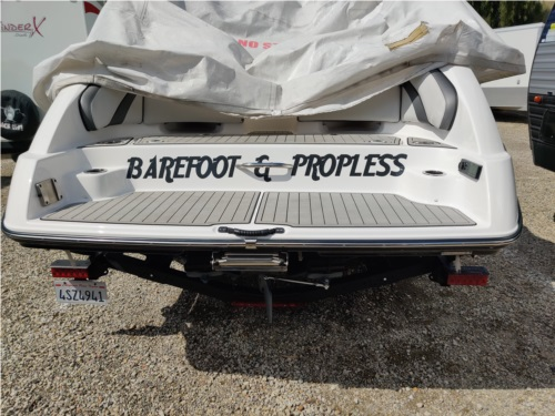 2020 yamaha ar240 My boat Lettering from Jess D, CA