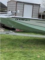 2021 xpress H22 Boat Lettering from Derek P, LA