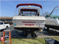 1987 Sea Ray Weekender Boat Lettering from Charles B, IL