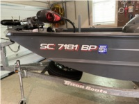 Boat Lettering from Letha  P, SC