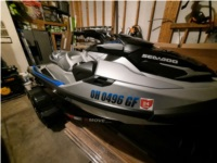 2021 Seadoo GTX Limited 300 Lettering from David T, OH