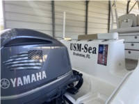 2015 Edgewater 280CC Boat Lettering from David N, FL