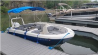 2021 Stingray bowrider, 2021 Premier Pontoon Boat Lettering from Adam B, NC