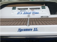 Bayliner 2020 Boat Lettering from Tom B, IL