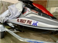 2017 Yamaha Waverunner EX Deluxe  Waverunner  Lettering from David P, AL